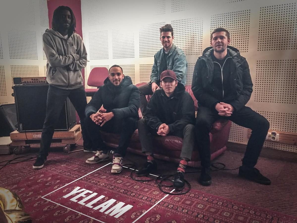 Yellam Live Band (Le Mans) - l'Amnésie