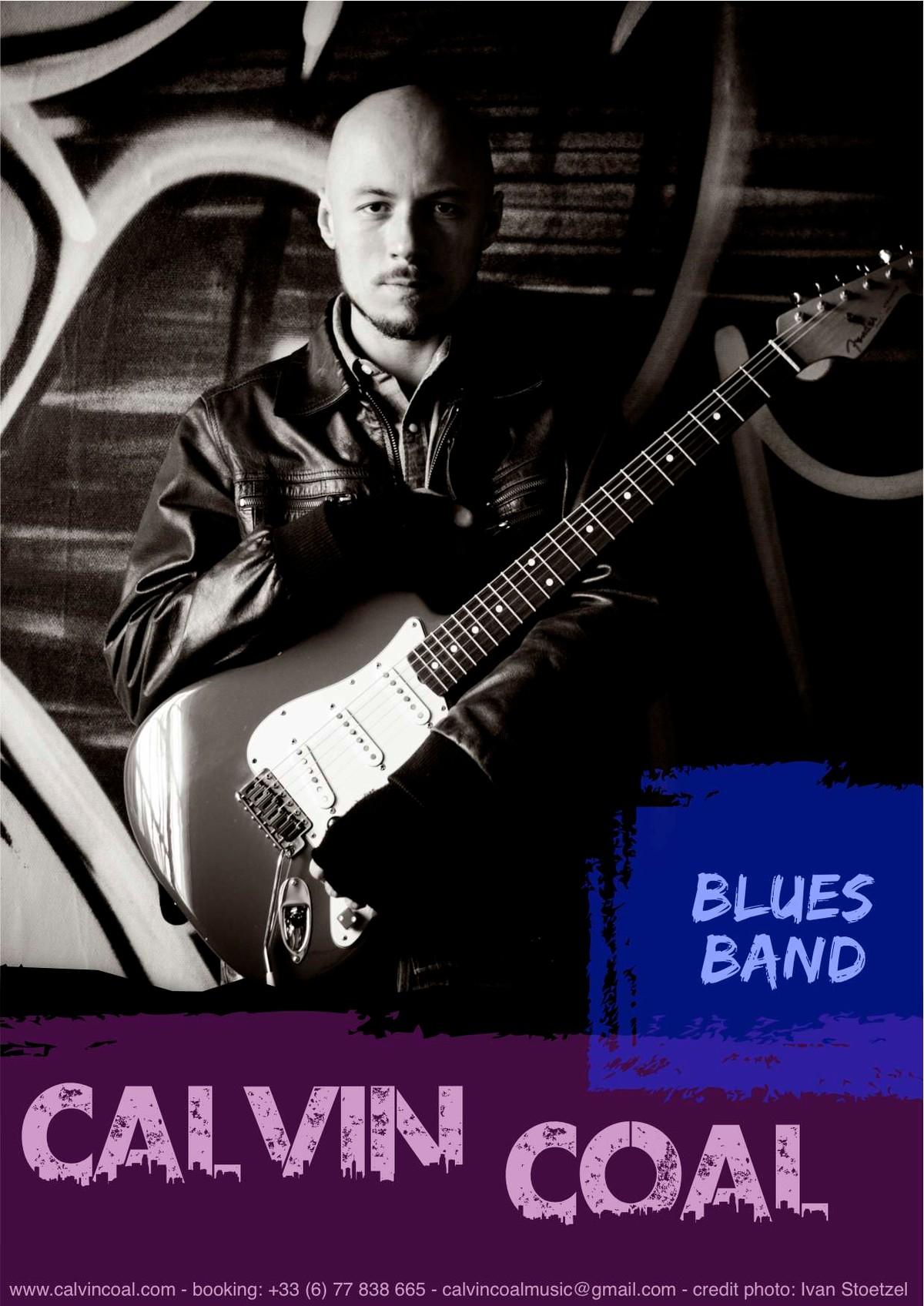 Calvin Coal Blues Band - l'Amnésie
