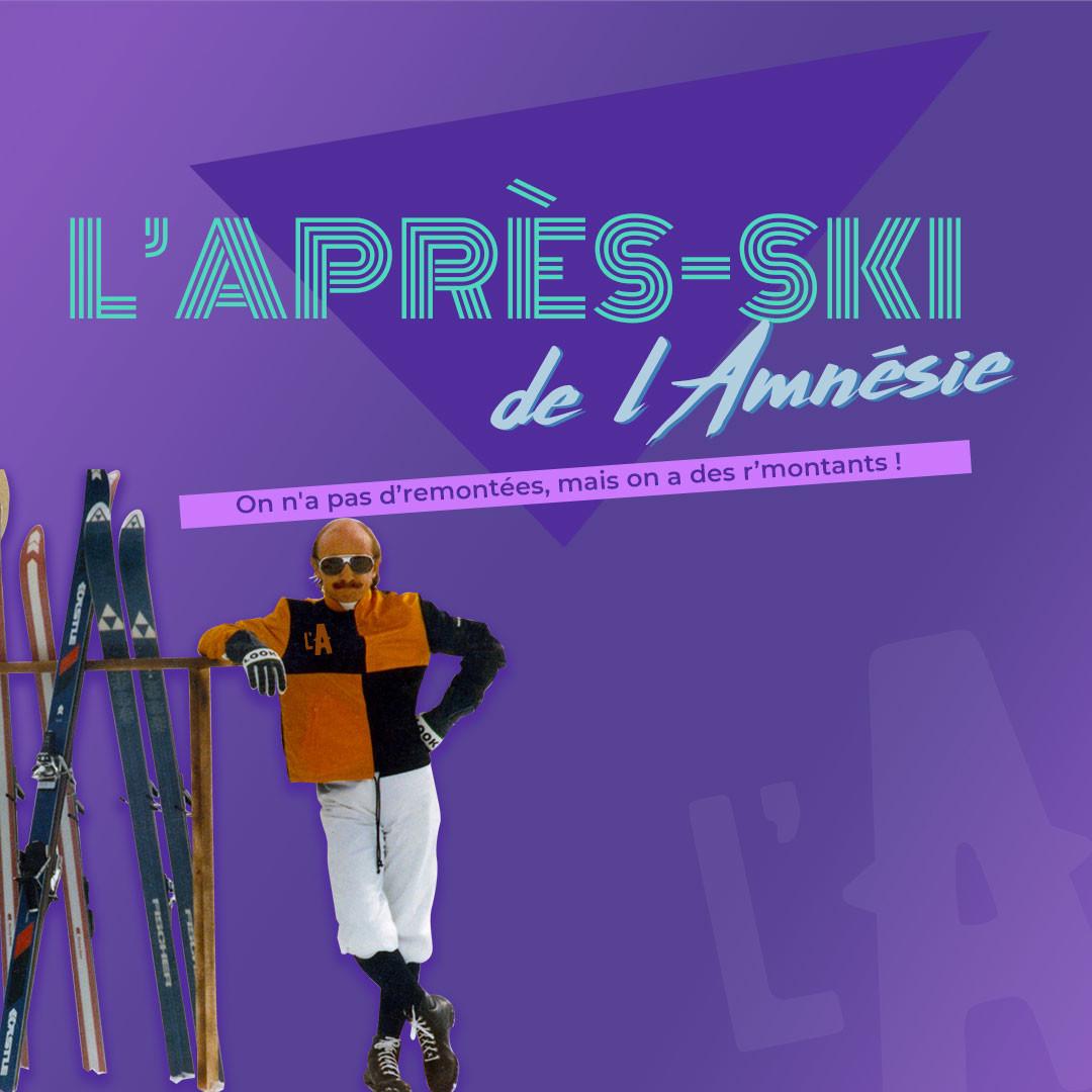 L'Après-Ski de L'Amnésie - l'Amnésie