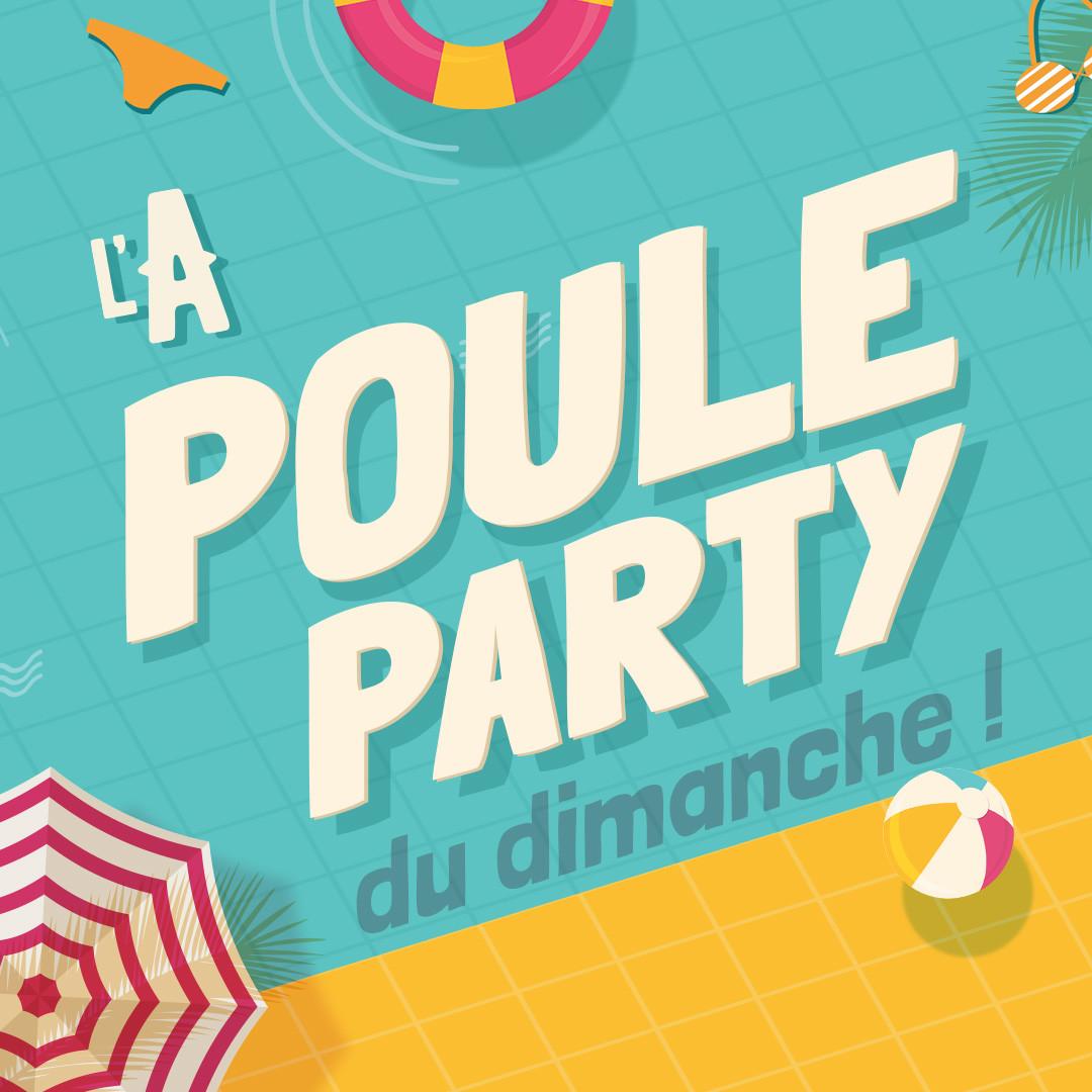 L'A Poule Party Du Dimanche ! - l'Amnésie