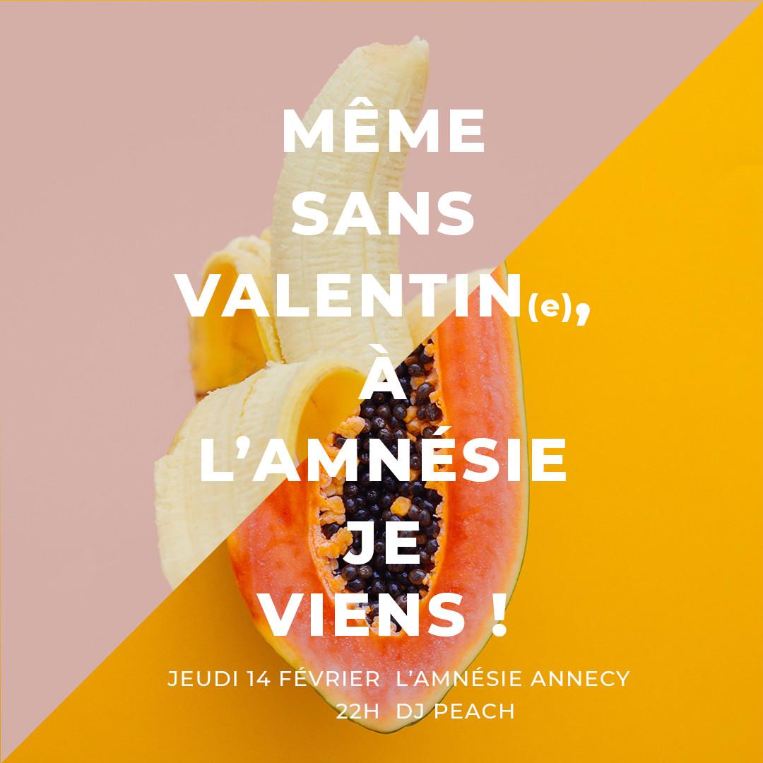 Sans Valentin - l'Amnésie