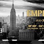 \\\ EMPIRE /// DJ Score, Dj Rafal, Tony Jourdain