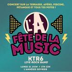 L'A Fête de la Music !